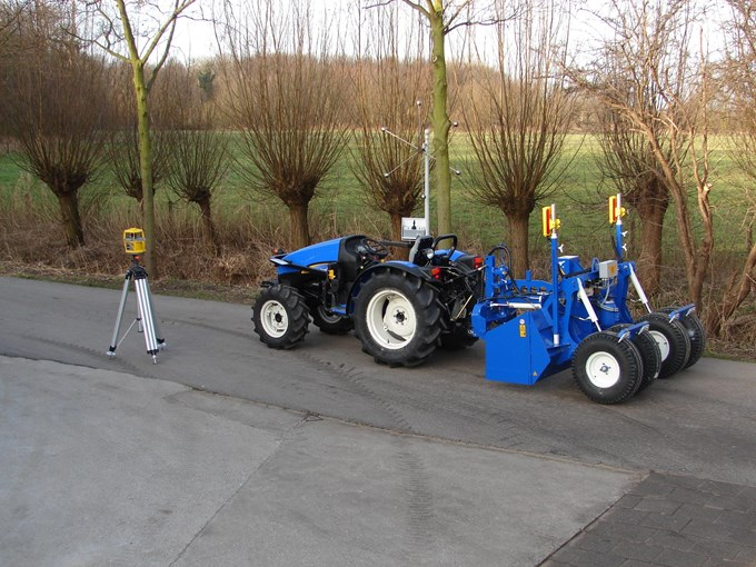 RW190T Kilverbord (4 Wielen)