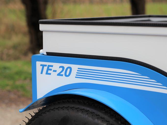 Donkey TE-20 (Inclusief accu's en oplader)