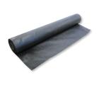 Looftrekdoek 1m² zwart 150gr/m² *