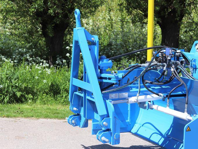 RW 180T Kilverbord (4 Wielen)