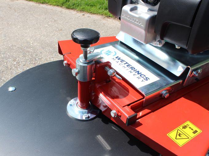 Limpar Radiaal Veegmachine (Benzine Motor)