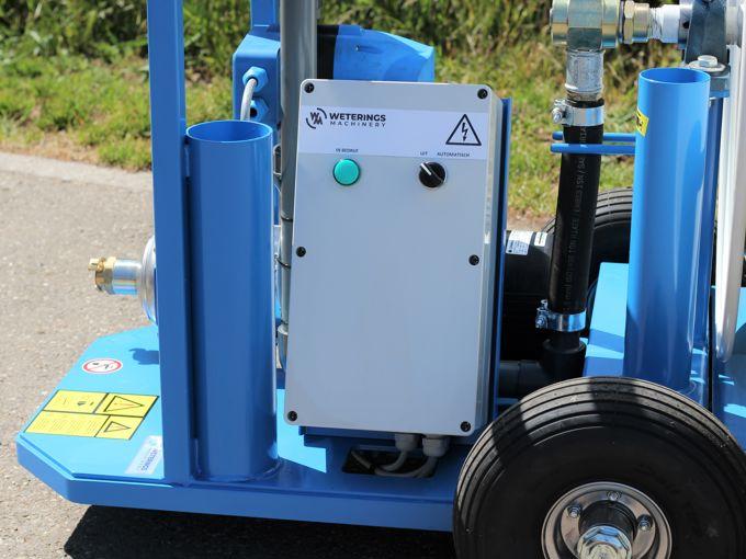 WCR Aanbouwunit - Opvoerpompset Easypress 40-140 l/min 400V