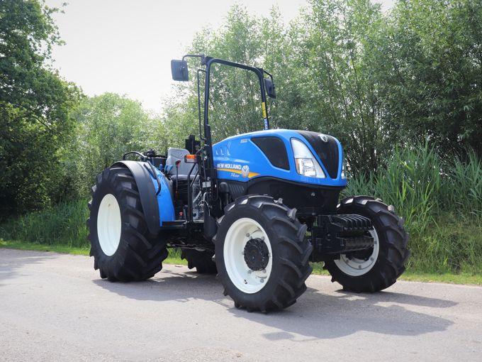 New Holland T4.100F