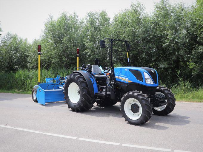 RW220T Kilverbord (4 Wielen)