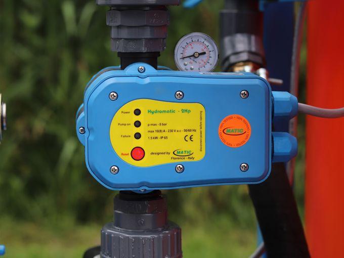 """WCR Slanghaspel 335mm Ø1"""" (Dubbele Dosatron D3RE2+BP)(Opvoerpomp)"""