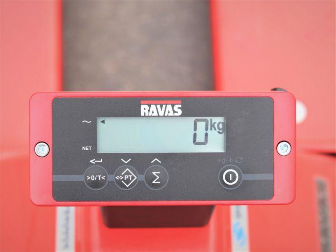 RAVAS-1100 Handpallettruck